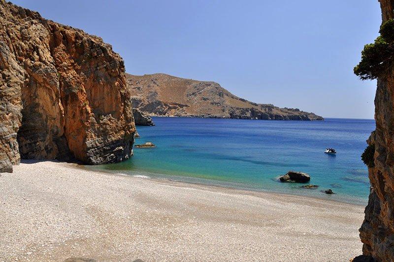 Лучшие пляжи на крите фото